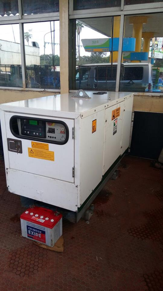 40kw Ex UK Power Generator